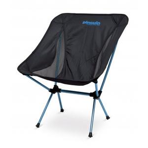 Krzesło Pinguin Pocket Chair Black/Blue, Pinguin