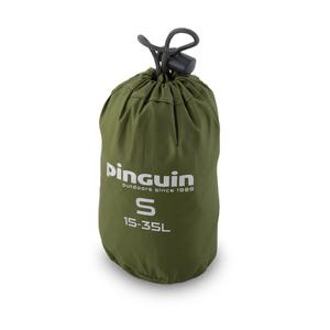 Płaszcz przeciwdeszczowy do plecak Pinguin Raincover S 15-35l khaki, Pinguin