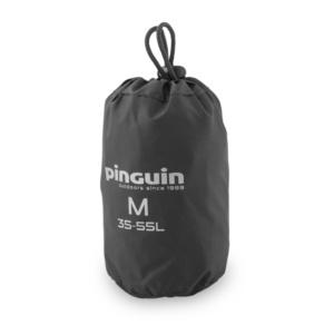 Płaszcz przeciwdeszczowy do plecak Pinguin Raincover M 35-55l czarny