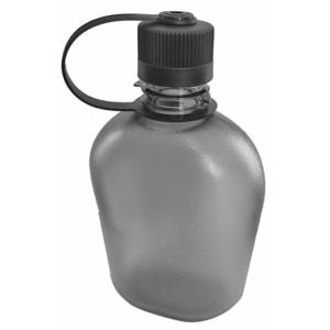 Butla Pinguin Tritan Flask 1.0L grey, Pinguin