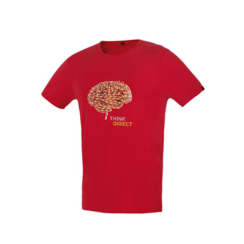 Koszulka Direct Alpine Flash cegła (mózg)