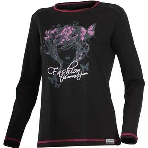 Koszulka Lasting FLER 9047 czarne, Lasting