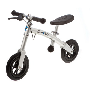 Rowerek bez pedałów Micro G-Bike+ AIR Wheels GB0006, Micro