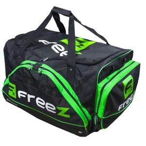 Sportowe torba FREEZ WHEELBAG MONSTER-80 Czarno-zielony, Freez