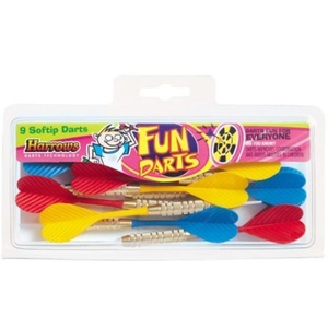 Rzutki Harrows Fun Darts  Softip, Harrows
