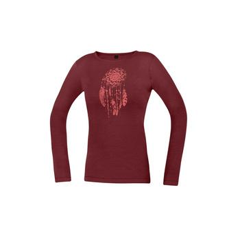 Koszulka Direct Alpine Furry Long Lady palisander (łapacz snów)