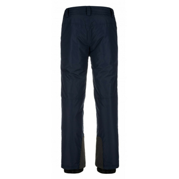 Męskie spodnie narciarskie Kilpi GABONE-M ciemny niebieski, Kilpi