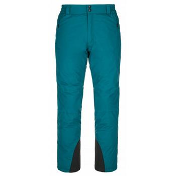 Męskie spodnie narciarskie Kilpi GABONE-M turkus, Kilpi