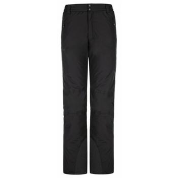 Narciarstwo damskie spodnie Kilpi GABONE-W czarny, Kilpi