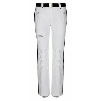 Narciarstwo damskie spodnie Kilpi HANZO-W biały, Kilpi