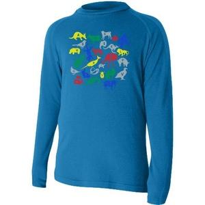 Koszulka Lasting HARO 5151 niebieskie, Lasting