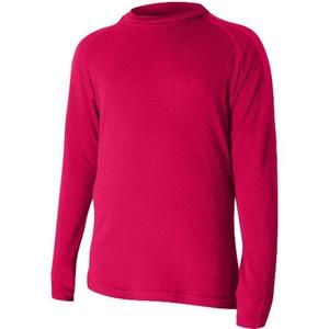 Merino koszulka Lasting HATY 4747 różowa wełniane, Lasting