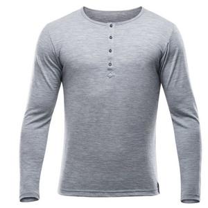 Męskie koszulka Devold Hessa MAN button shirt GO 181 247 A 770A, Devold