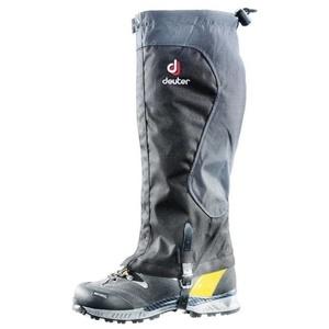 Ochraniacze na buty DEUTER Montana Gaiter czarnego granitu, Deuter