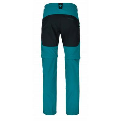 Męskie techniczny spodnie outdoorowe Kilpi HOSIO-M turkus, Kilpi