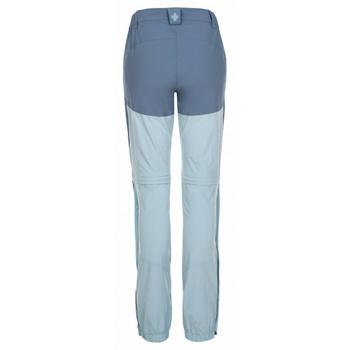 Damskie spodnie outdoorowe Kilpi HOSIO-W jasnoniebieski, Kilpi