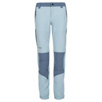 Damskie spodnie outdoorowe Kilpi HOSIO-W jasnoniebieski