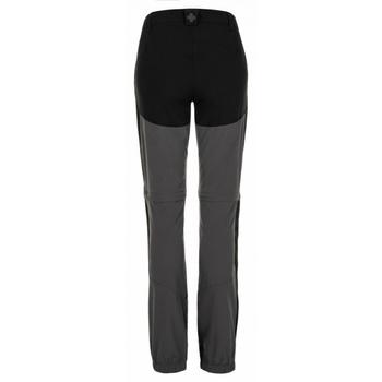 Damskie spodnie outdoorowe Kilpi HOSIO-W ciemnoszary, Kilpi