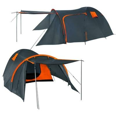 Namiot dla 4 osób z jedną sypialnią Spokey DENALI 4, Spokey