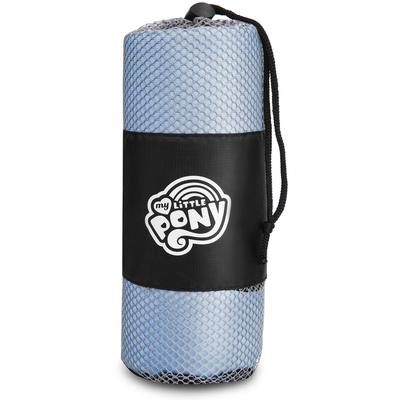 Szybkoschnący ręcznik sportowy Spokey HASBRO PINKIE, kolorowy, Spokey