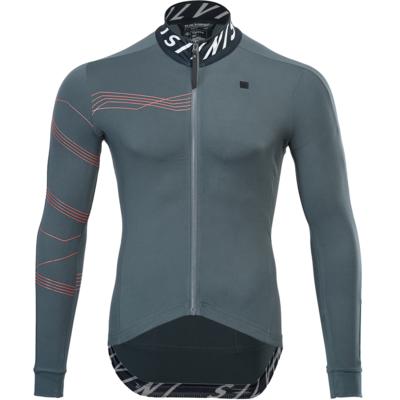 Męski koszulka rowerowa Silvini Varano MD1603 charcoal