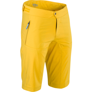 Męskie szorty Silvini Dello MP1615 yellow, Silvini