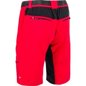 Męskie MTB rowerowe spodnie Silvini Rango MP1616 red, Silvini