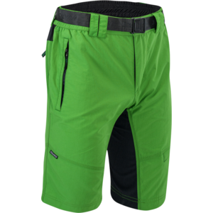 Męskie MTB rowerowe spodnie Silvini Rango MP1616 green, Silvini