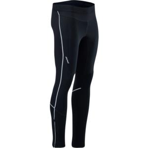 Męskie elastyczne spodnie Silvini Movenza MP1706 black, Silvini
