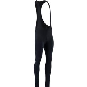 Męskie zimowy rowerowe spodnie Silvini Rapone Pad MP1737 black, Silvini