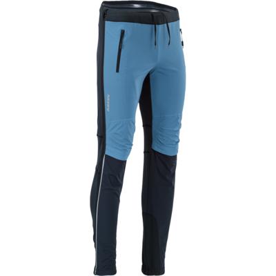 Męskie turystyczne spodnie Silvini Soracte Pro MP1748 black-blue