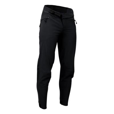 Męskie spodnie rowerowe Rodano MP1919 czarny, Silvini