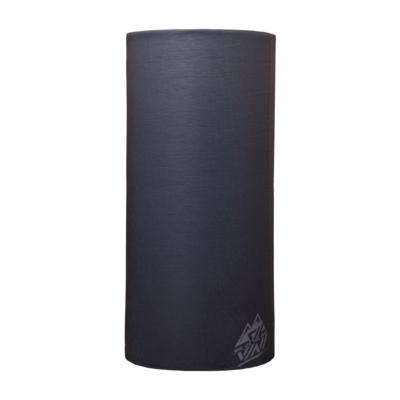 Jednowarstwowy szalik wielofunkcyjny Silvini Motivo UA1730 black/grey
