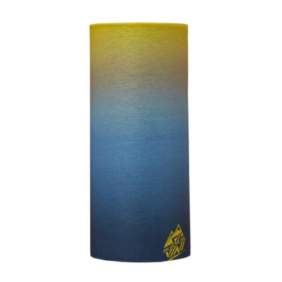 Jednowarstwowy szalik wielofunkcyjny Silvini Motivo UA1730 niebieski
