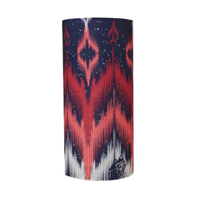 Jednowarstwowy szalik wielofunkcyjny Silvini Motivo UA1730 navy