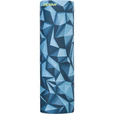 Pojedyncza warstwa wielofunkcyjny szalik Silvini Motivo UA1730 ocean, Silvini