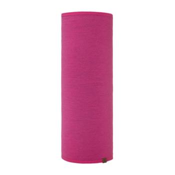 Merino szalik Silvini Monale pink, Silvini