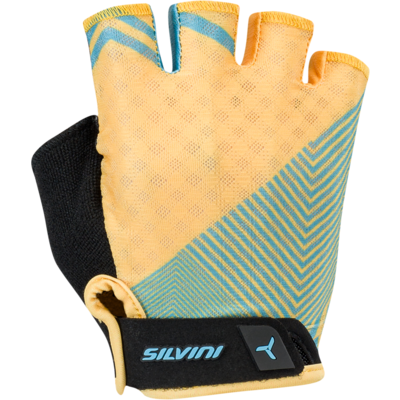 Damskie rękawice Silvini Albano WA1431 yellow, Silvini