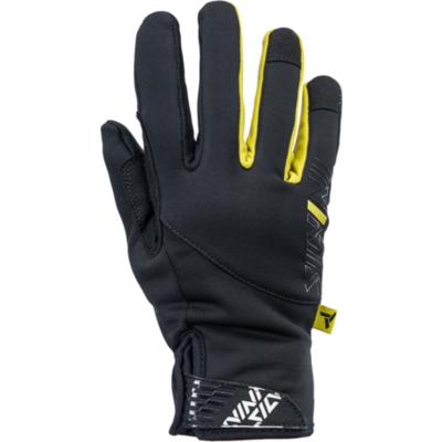 Damskie rękawice Silvini Ortles WA1540 black-yellow, Silvini