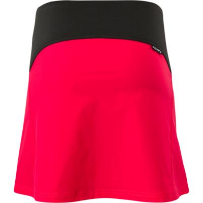 Damska rowerowa spódnica Silvini Invio WS1624 red, Silvini