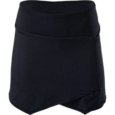 Damska rowerowa spódnica Silvini Isorno WS1638 black, Silvini