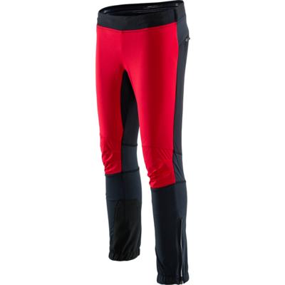 Dziecięce sportowa spodnie Silvini Melito CP1329 black red, Silvini