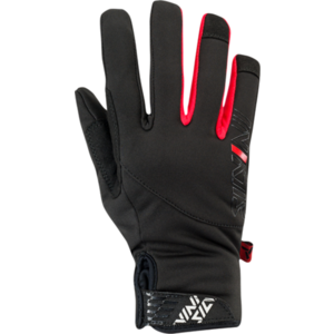 Damskie rękawice Silvini Ortles WA1540 black-red, Silvini