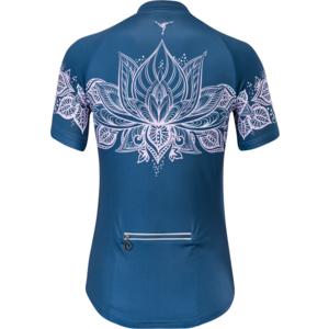 Damski koszulka rowerowa Silvini Sabatini WD1625 navy, Silvini