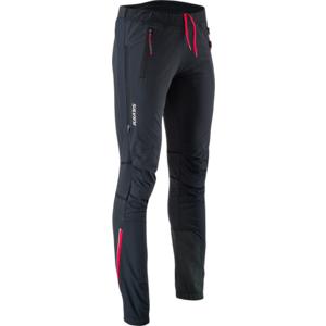 Damskie turystyczne spodnie Silvini Soracte WP1145 black/red, Silvini