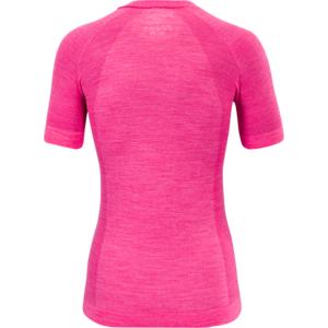 Damskie funkcjonalne koszulka Silvini Soana WT1651pink, Silvini