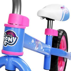 Dziecięce  rowerek bez pedałów Spokey HASBRO ELFIC pastel niebieskie, Spokey