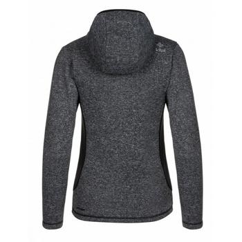Damska polarowa bluza Kilpi IRINA-W czarny, Kilpi