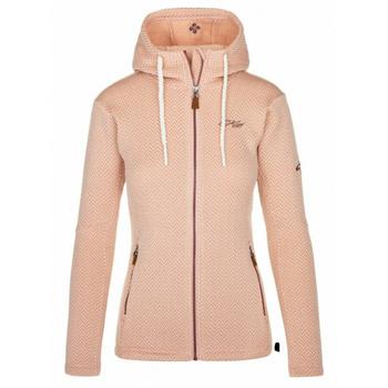 Damski ciepły sweter Kilpi IRINA-W różowy, Kilpi