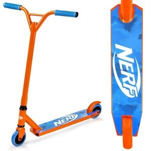 Hulajnoga freestyle HASBRO STRIKE Nerf pomarańczowy i niebieski, Spokey